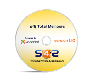 Software4Joomla - s4j Total Members